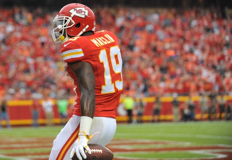Ravens Should Go All-in on Maclin