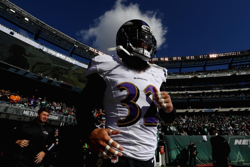 Ranking The Ravens Positional Units