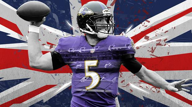 Can Ravens Win Across the Pond?