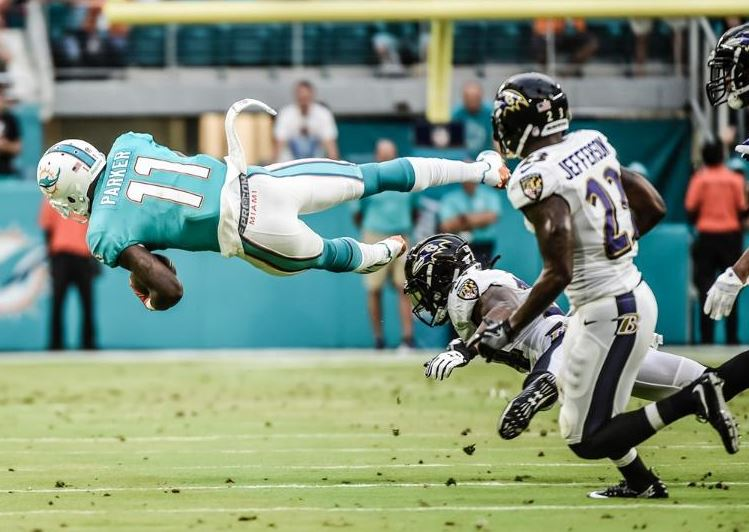 Ravens 31 Dolphins 7