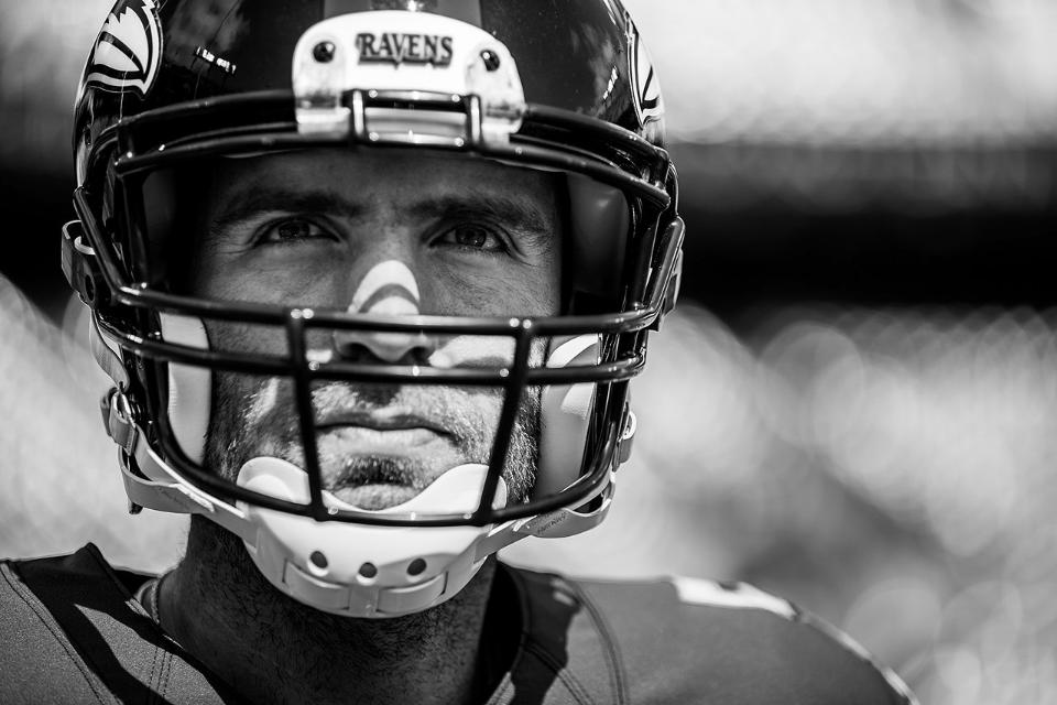 Flacco Making Strides