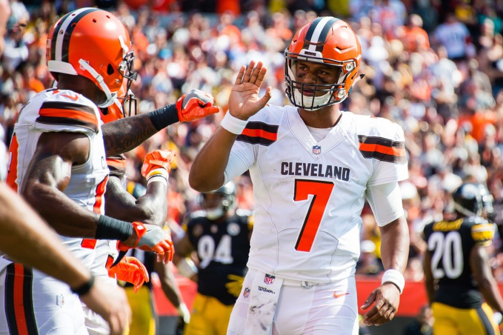 Ravens Not Taking Kizer Lightly