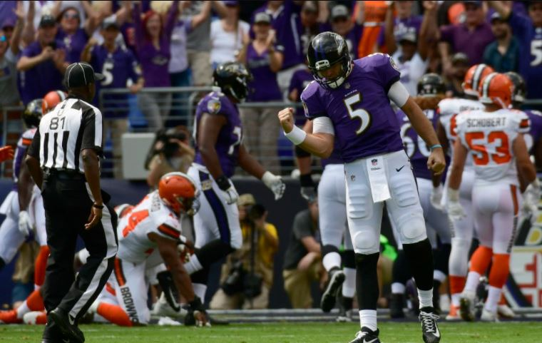 Post-Game Snapshot: Ravens 24 Browns 10