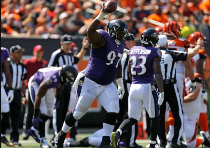 Ravens Defense Comes Out Firing