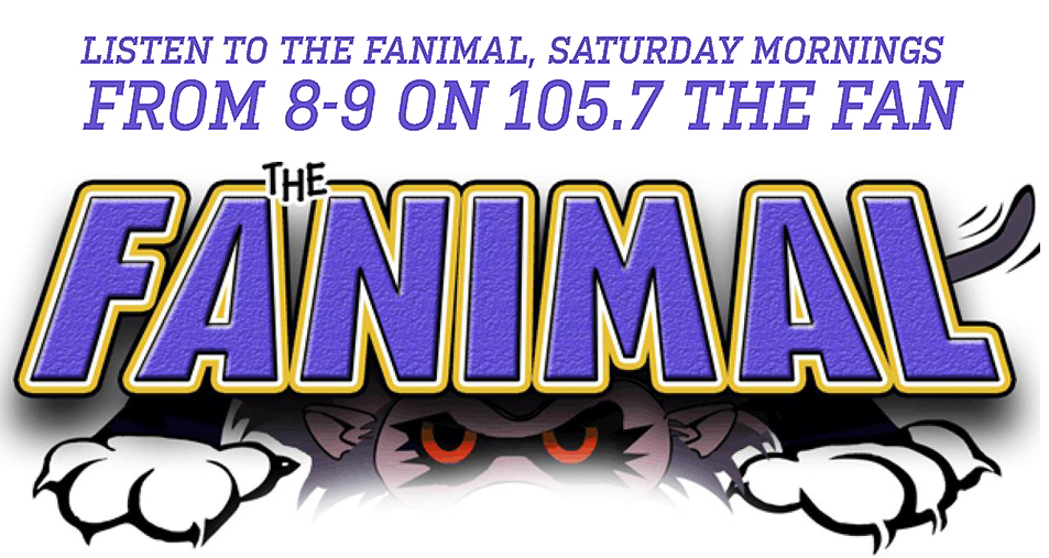 October 14: The Fanimal Radio Show