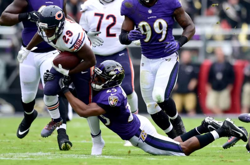Bears Latest to Run Over Ravens