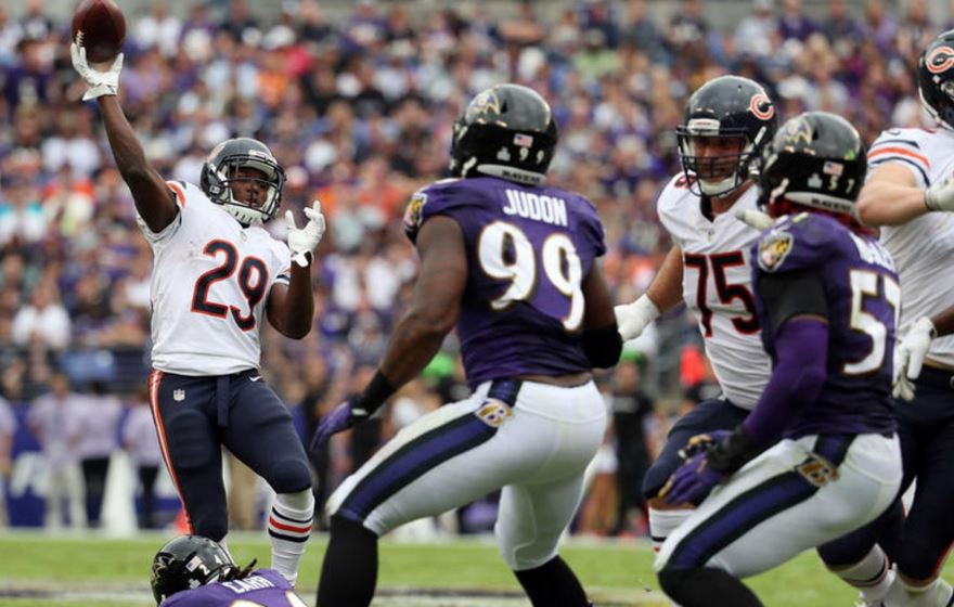 Ravens Fall to Bears in OT, 27-24