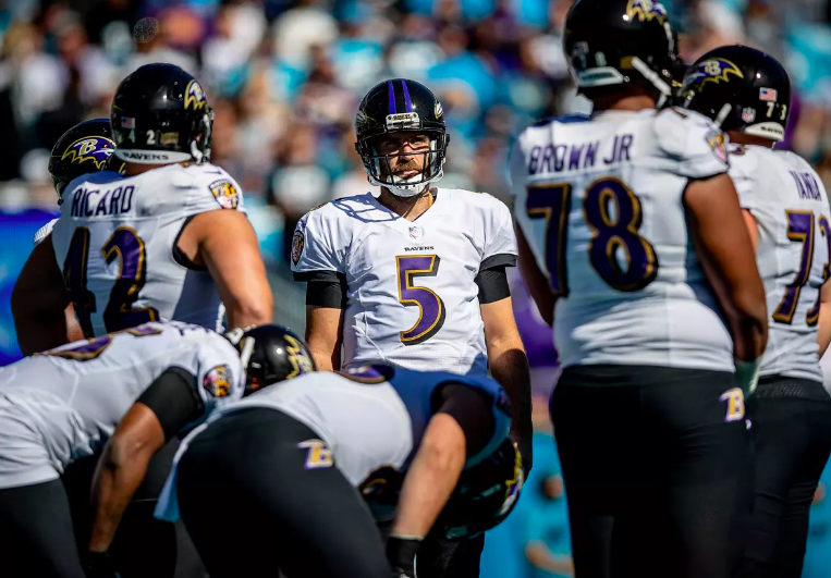 fefd8dfaa0ae Baltimore Ravens  Filmstudy - Offensive Line Grades   Notes vs. Panthers
