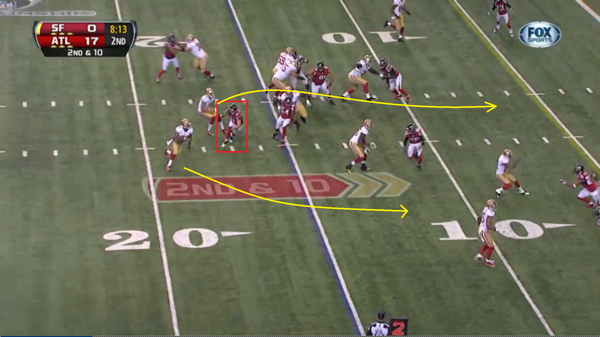 Breaking down the 49ers' Pistol: Part 2 – The Read-Option