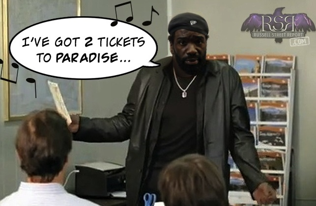 Ravens postseason numbers to rave about plus 2 tix to paradise!