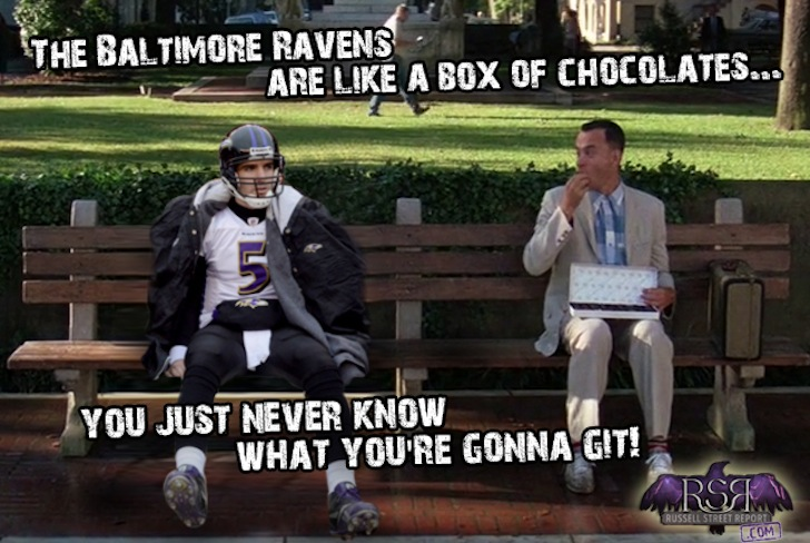 Ravens Win Ugly!