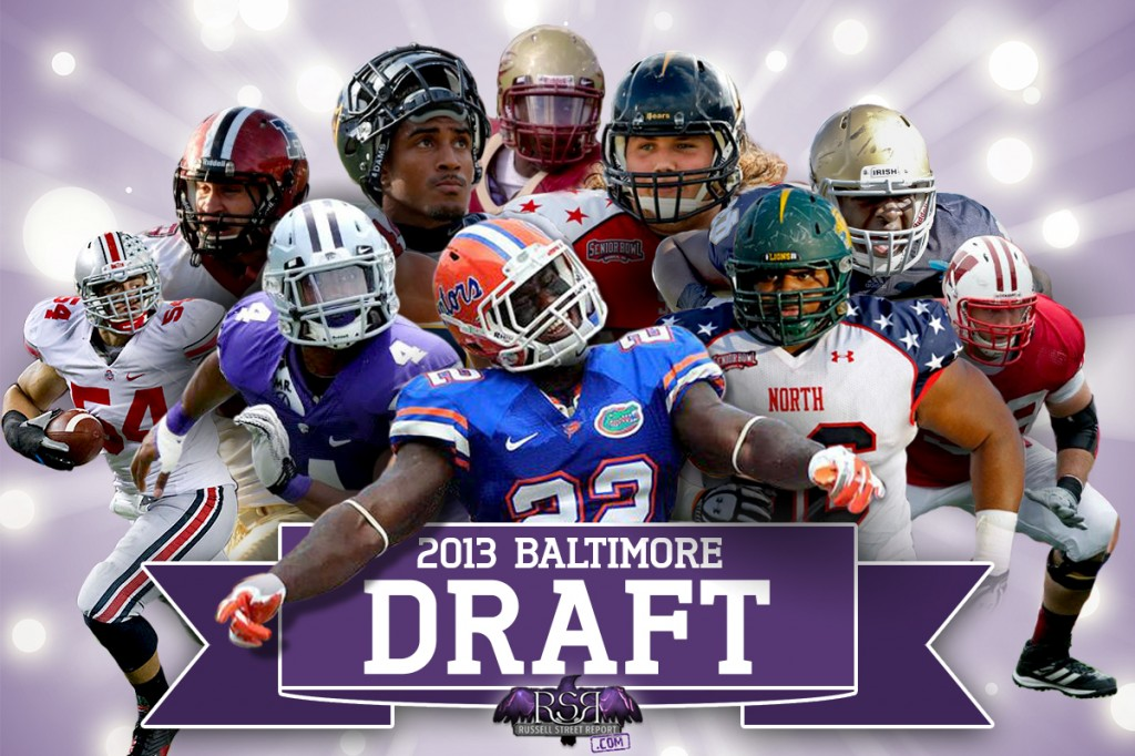 Ravens 2013 Draft Class Poised For Bigger Roles