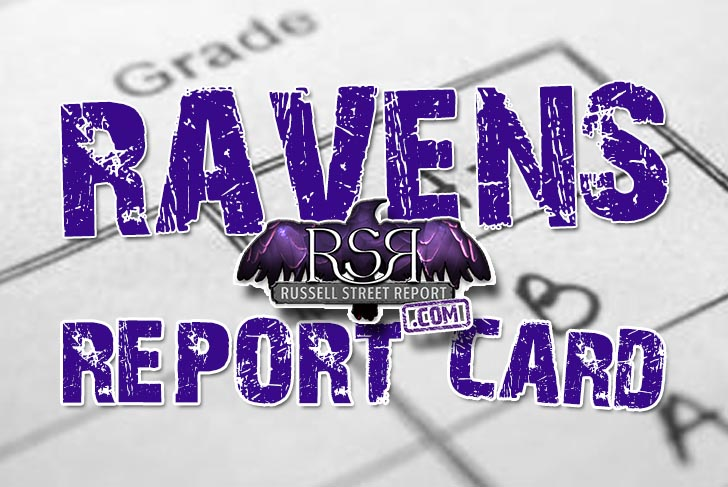 Ravens at Chiefs: The Grades Are In!