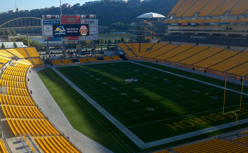 Ravens Seek Revenge at Heinz Field