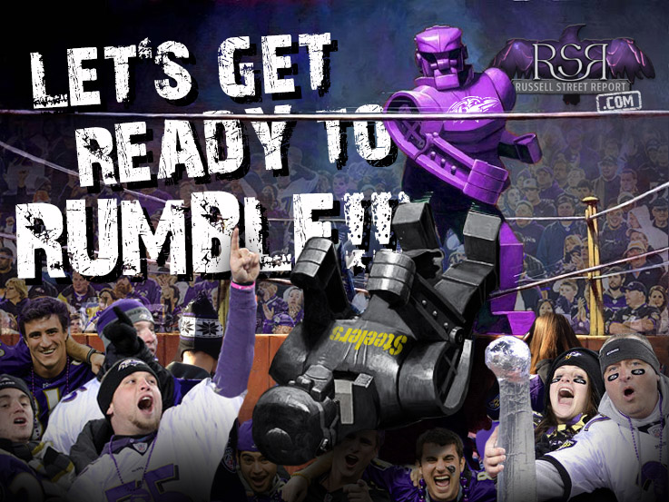 Make Today Epic! GO RAVENS!