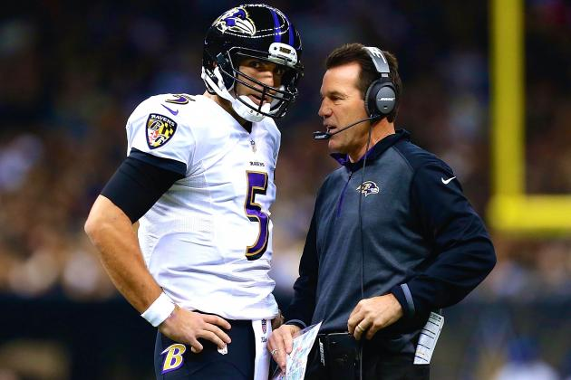 Balance is Key in Ravens Offense