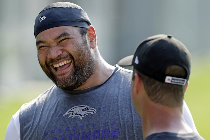 Ravens Roster Governed by 80/20 Rule