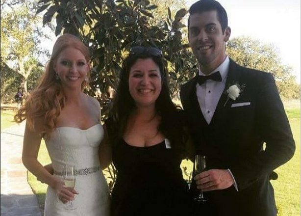 Justin Tucker Ties the Knot!