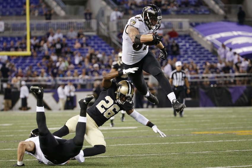 "Can Ravens Tell Saints ""Neaux?"""