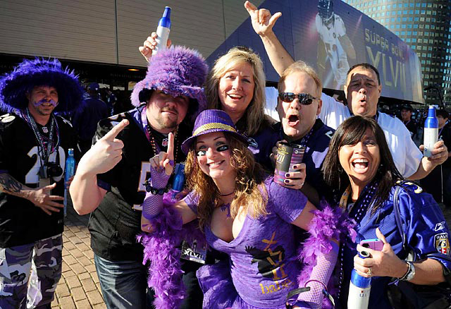 Ravens Fans Are Spoiled by Success