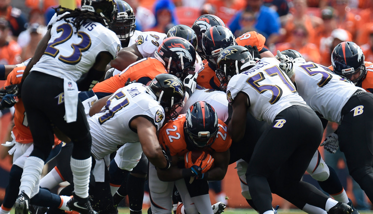 Ravens Defensive Notes v. Broncos