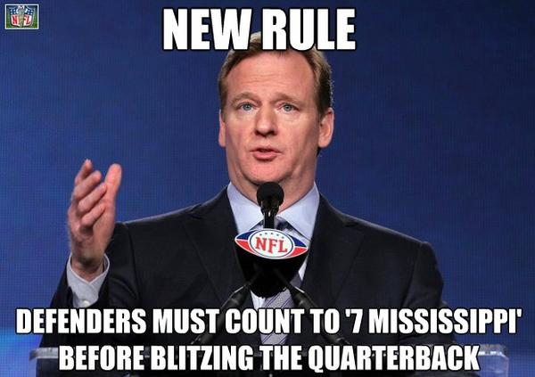 It's The End of The NFL As We Know It