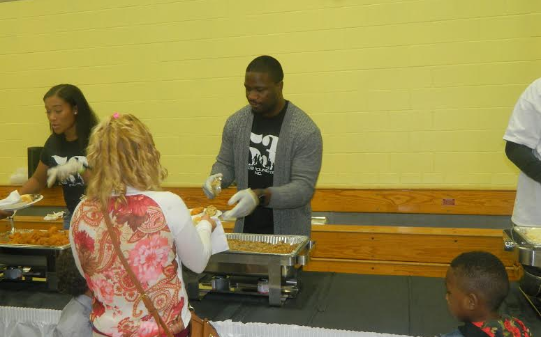 "McClain, Canty Host ""53 Families"" Event"