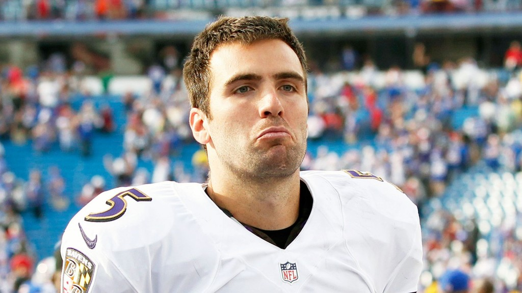 "ESPN: Joe Flacco a ""Tier 3"" Quarterback"
