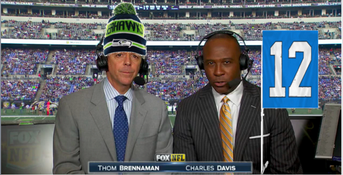 Davis & Brennaman: the 13th & 14th Man