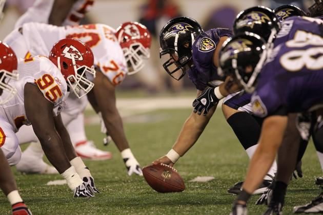 Ravens Owe Chiefs for Past Home Losses