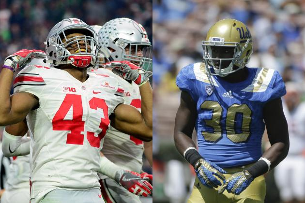Is Darron Lee Better Than Myles Jack?