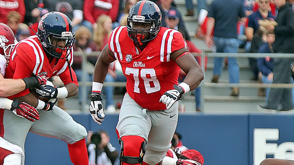 Laremy Tunsil Would Be a Gold Mine