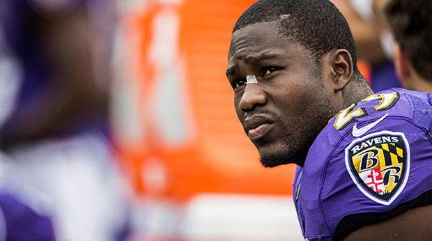 Justin Forsett on the Hot Seat?