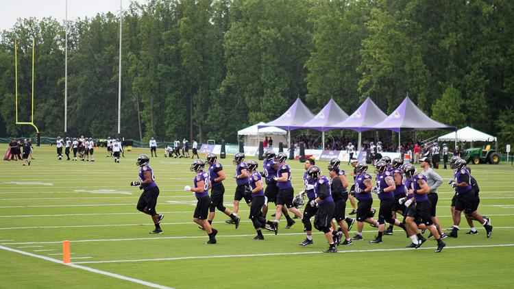 15 Training Camp Practices Open to Fans