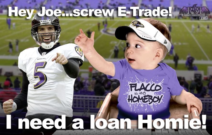Is Joe Flacco a Top 10 QB?