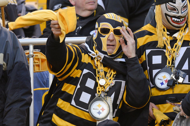 The Steelers Are 'Pieces of Bleep'