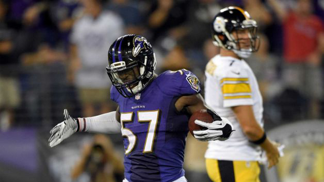 Ravens at Steelers – Friday/Game Status