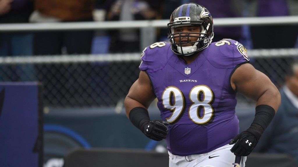 Ravens Restructure Williams' Contract