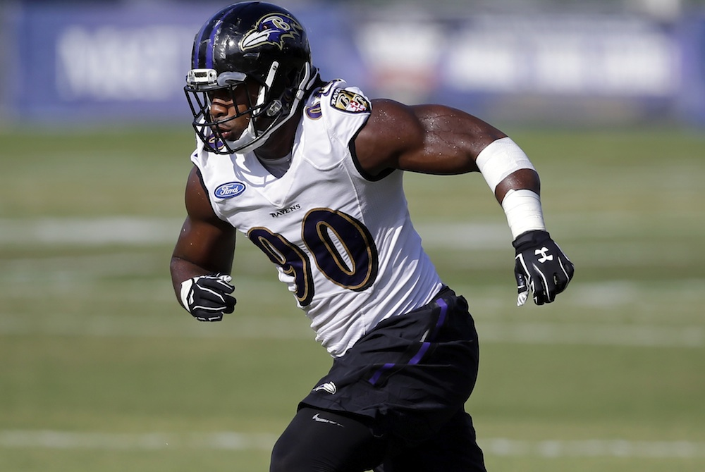 Ravens Camp Notes: From A to Za'Darius