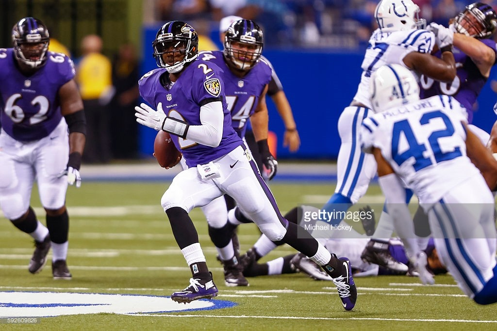 Ravens vs. Colts PS2–Offensive Grades