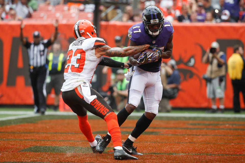Ravens at Browns – Friday Game Status