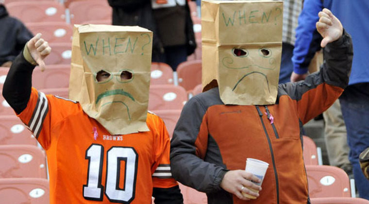 Now Is Not the Time for a Browns Win