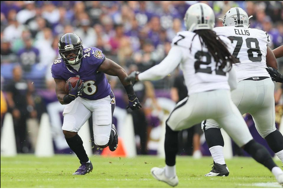 Ravens Lose First Of Year, 28-27