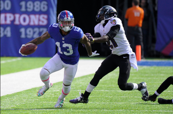 Ravens Fall to Giants 27-23
