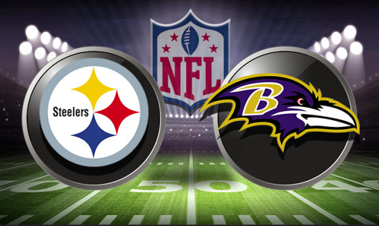 Ravens-Steelers Moved to Wednesday