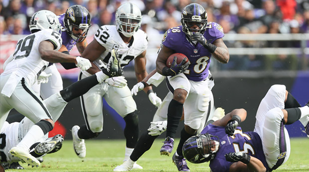 Can Ravens End Losing Skid?