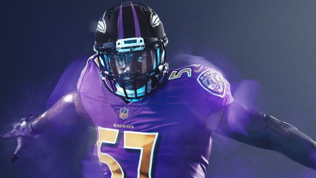 Ready for the Color Rush? 11/10/2016 | Baltimore Ravens News