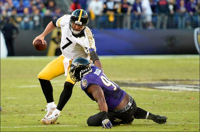 Report Card: Ravens 21, Steelers 14