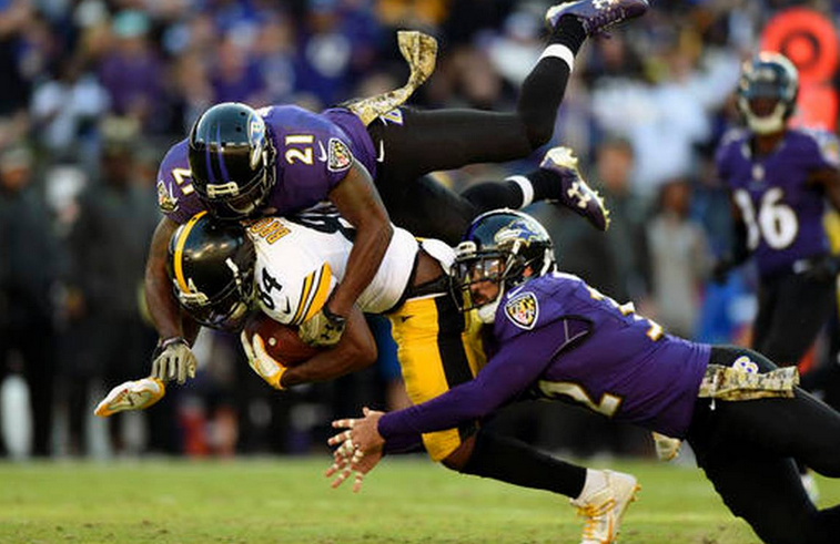 Ravens at Steelers – Thursday