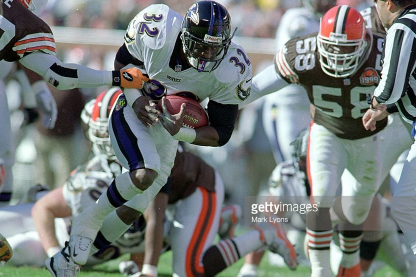 Ravens vs. Browns, Part I